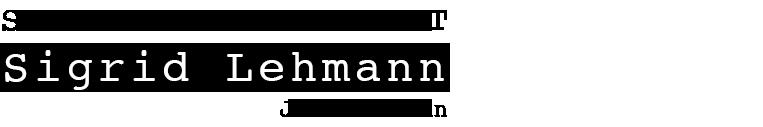Schreibwerkstatt Sigrid Lehmann